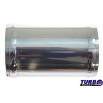 Aluminium cső egyenes 60mm 10cm